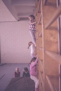 Гимнастика для детей от 3 до 4 лет в Минске, дошкольного младшего возраста