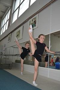 Гимнастика для детей от 6 до 7 лет девочек и мальчиков, кружок, секции, занятия спортивные