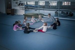 Гимнастика для детей от 4 до 5 лет в Минске, детские секции и кружки, спортивные занятия