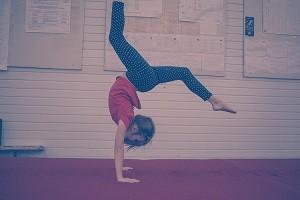 Эстетическая гимнастика для детей в Минске, детская гимнастика