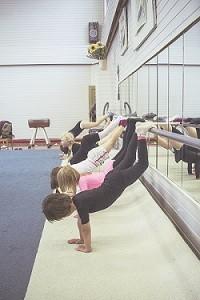 Спортивная гимнастика для детей в Минске, школа, занятия детской гимнастикой от 3-5 лет, профессиональная