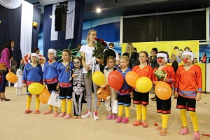 Детский спортивный клуб для детей