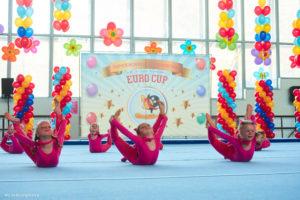 Гимнастика для детей в СШ 170 в Минске