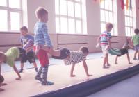 Гимнастика для мальчиков в Минске, секция спортивной гимнастики, занятия