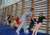 Детский спортивный клуб для детей, развивающие занятия в детском клубе
