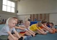Гимнастика при плоскостопии для детей